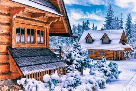 blue mountain chalet rentals